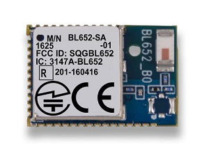 BL652 series - Bluetooth 5.0 module with NFC - Alpha Micro Components