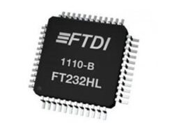 FT232H - Hi-Speed single channel USB 2.0 to UART/FIFO IC
