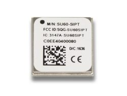 60-SIPT - Bluetooth 5.1 & Wi-Fi 2.4/5GHz SiP module, stand-alone - AMC